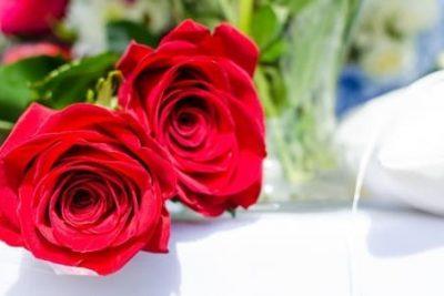 ceremonia de la rosa