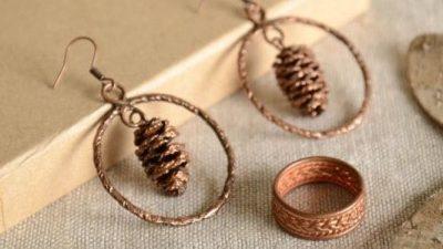 joyas de cobre