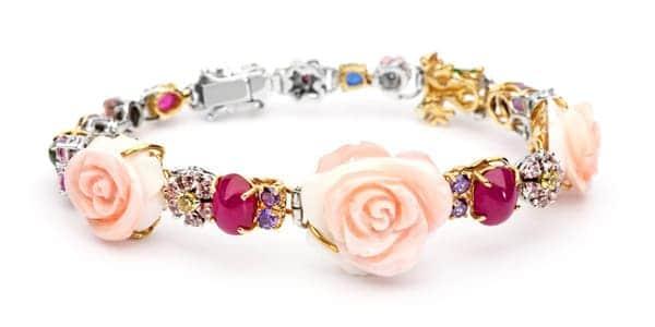 regalos bodas de rosas