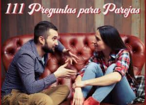 111 preguntas para parejas