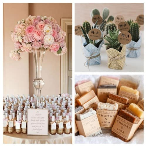 Ideas para regalos de bodas