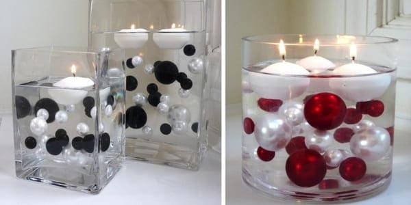 decorar boda de perlas