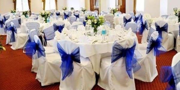 ideas bodas de zafiro