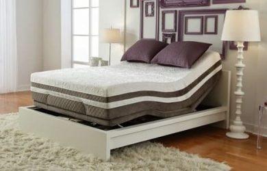 cama matrimonio articulada