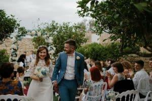 Guía de bodas: Cómo organizar una boda íntima en el jardín