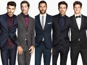 como vestir a un hombre para una boda