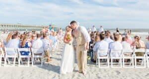 ¿Cómo celebrar una boda en la playa?