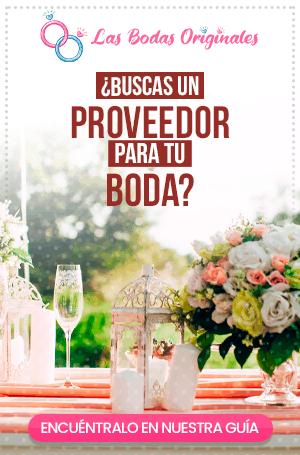 proveedores para bodas